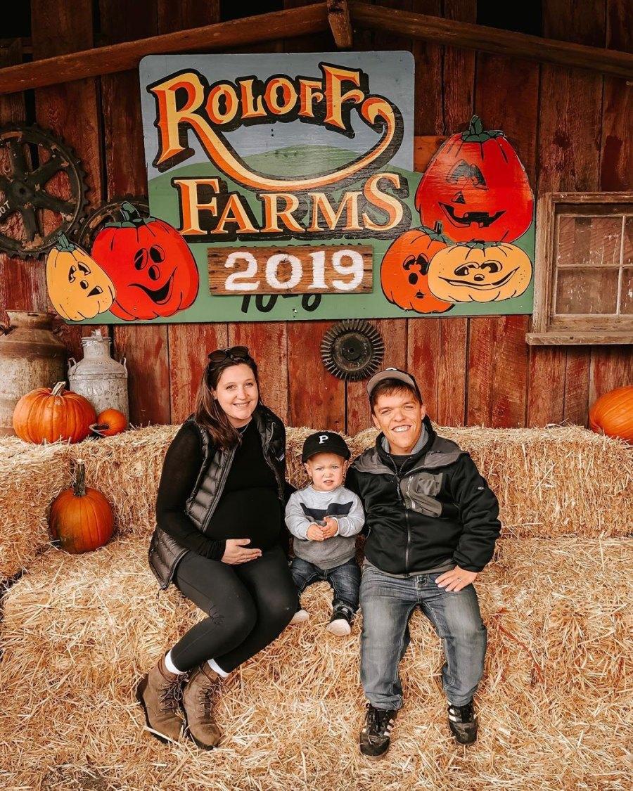 Celebrity Families Pumpkin Patches