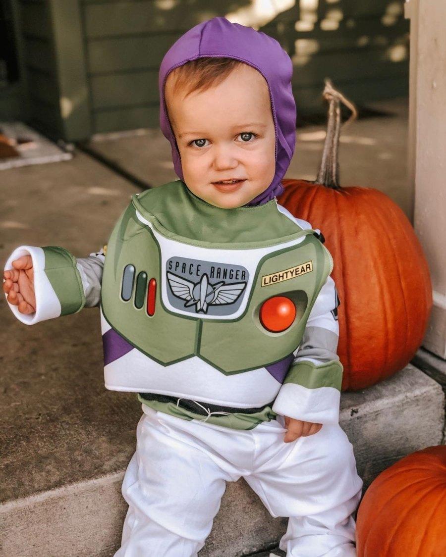 Celebrity Kids Halloween Costumes Jackson Roloff