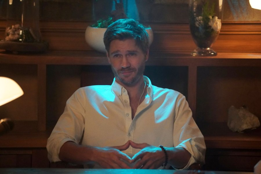 Chad Michael Murray as Edgar Evernever Riverdale