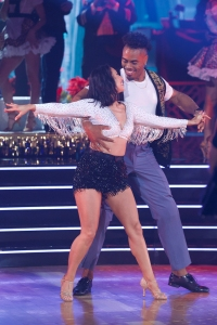 Cheryl Burke and Ray Lewis 'Dancing with the Stars'
