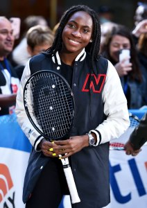 Coco Gauff Will Join Tennis Legends Andy Roddick, Mark Knowles, Tommy Haas and James Blake at the Baha Mar Cup in the Bahamas