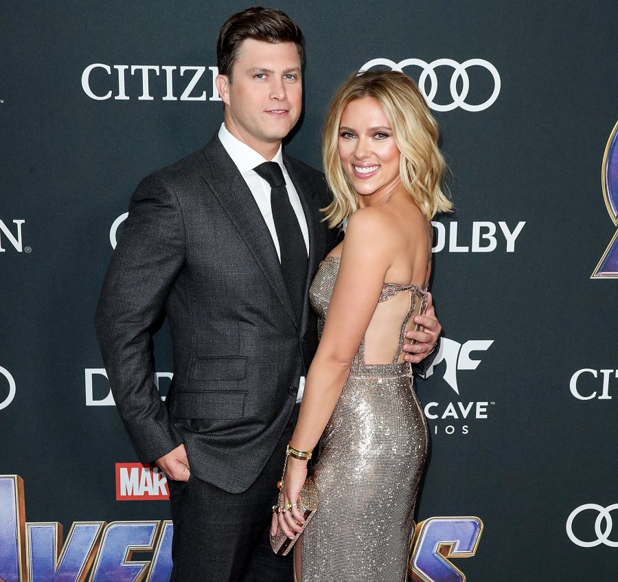 Scarlett Johansson Is 'Fulfilled' With Fiance Colin Jost