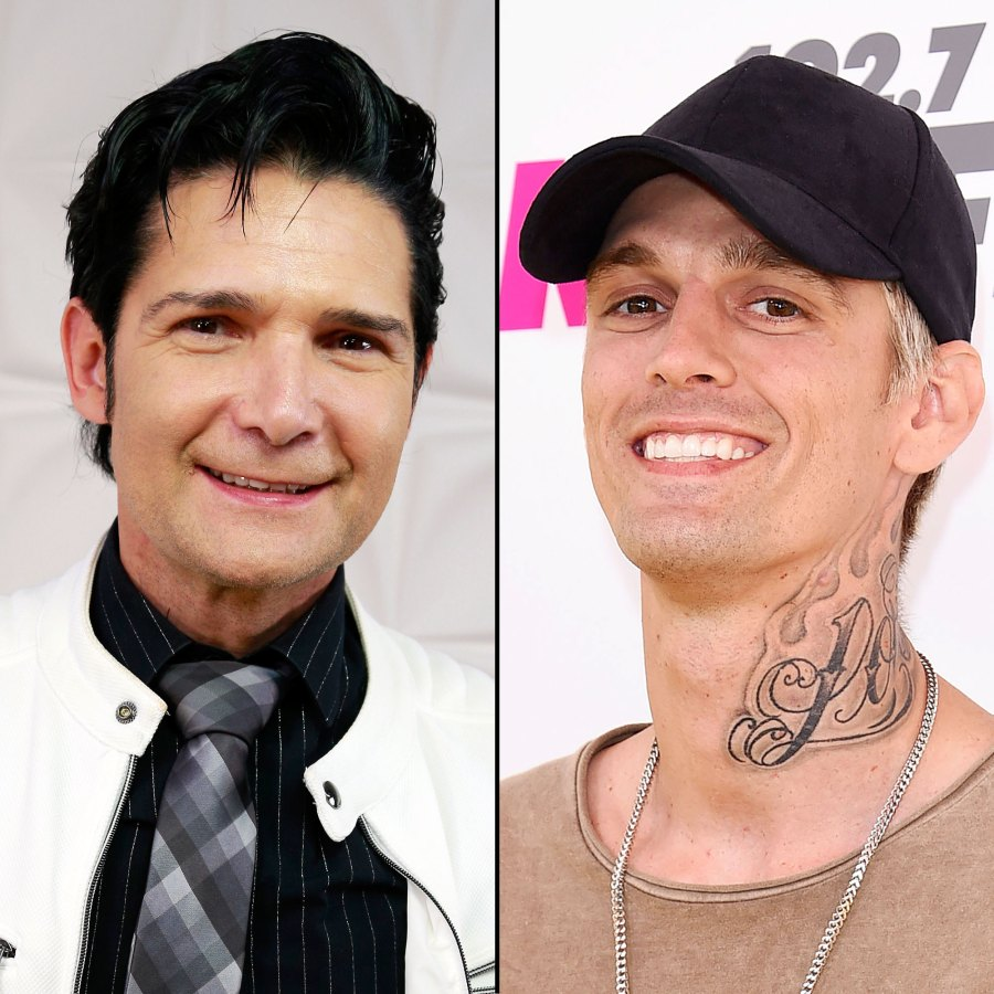 Corey Feldman Talks Friendship With Aaron Carter