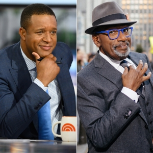celebrity crush Craig Melvin Called Al Roker Weather Forecasts Inaccurate