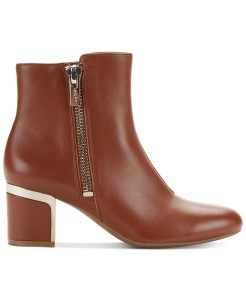 These Sophisticated DKNY Booties Are on Sale at Macy's for a Limited Time!