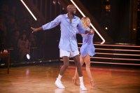 'Dancing With the Stars' Movie Night LAMAR ODOM, PETA MURGATROYD