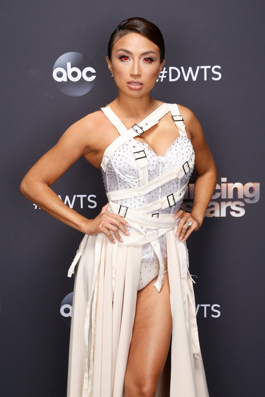 Dancing With the Stars Stars Forced to Quit the Show Jeannie Mai