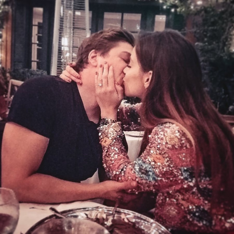 Daniel Lissing and Girlfriend Nadia Engaged