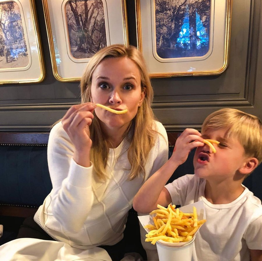 Reese Witherspoon Motherhood Quotes Deacon