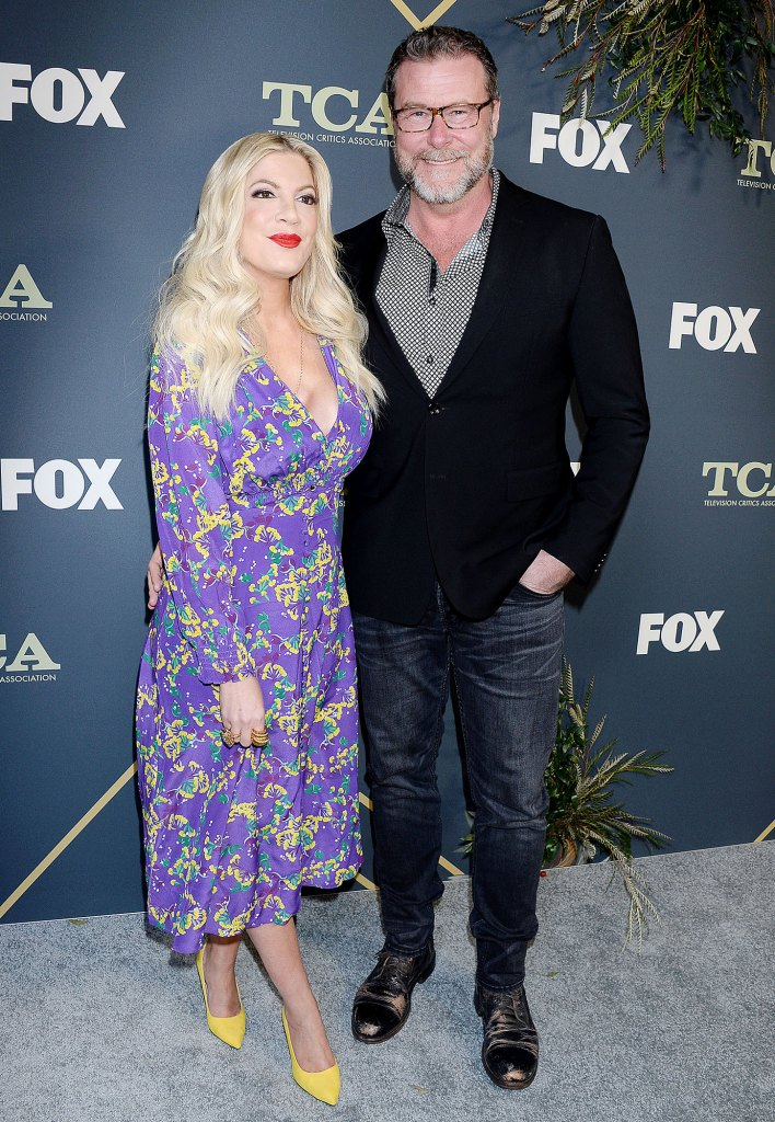 Dean McDermott 13 Years of Marriage to Tori Spelling