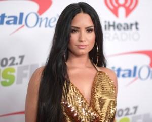 How Demi Lovato Found Self-Acceptance