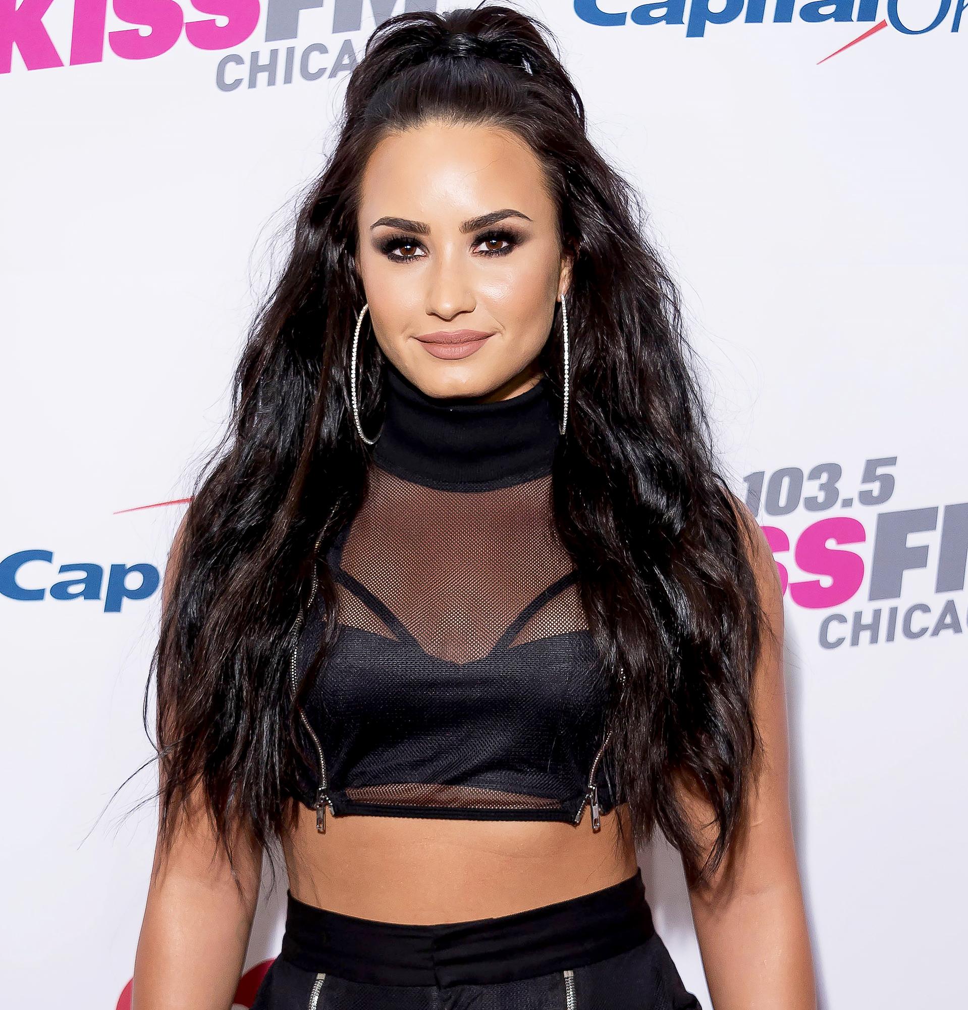 Demi-Lovato-Mike-Johnson