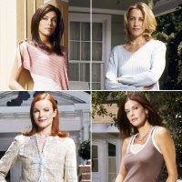 Eva Longoria, Felicity Huffman, Marcia Cross, Teri Hatcher Desperate Housewives Where Are They Now