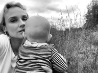 Diane Kruger Parenting Quotes Gushing Over Her Girl