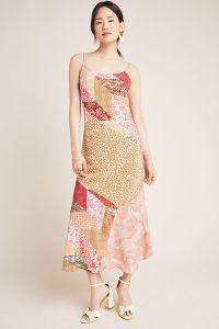 Diane Silk Bias Slip Dress