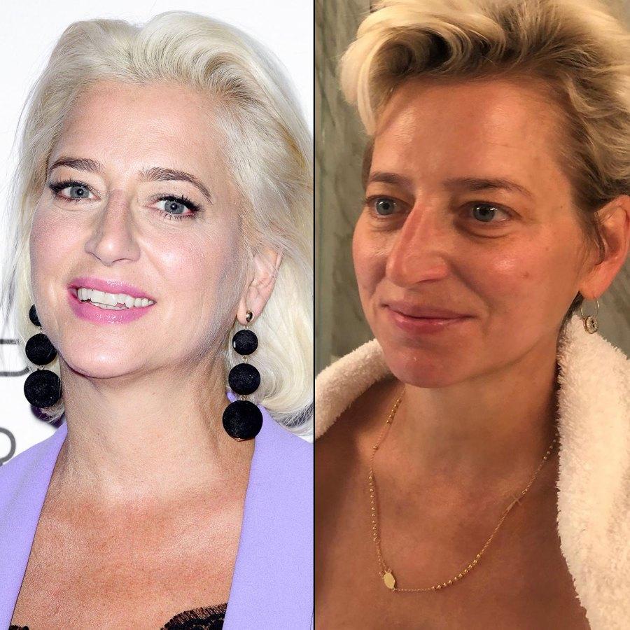 Dorinda Medley No Makeup