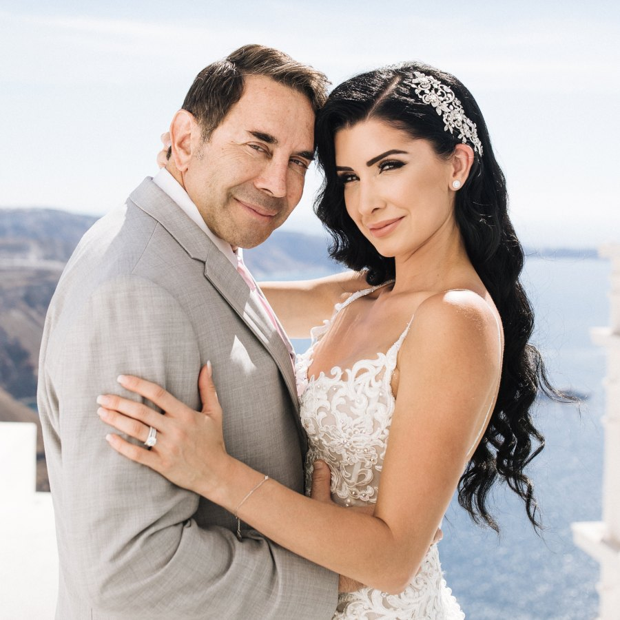Botched Star Dr Paul Nassif Married Brittany Pattakos Wedding Gallery