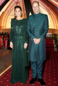 A Recap of All the Breathtaking Outfits Duchess Kate Wore on Her Royal Tour of Pakistan