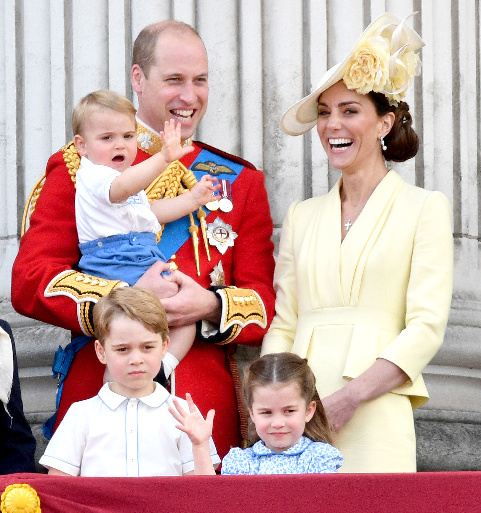 Duchess-Kate-Prince-William-and-children