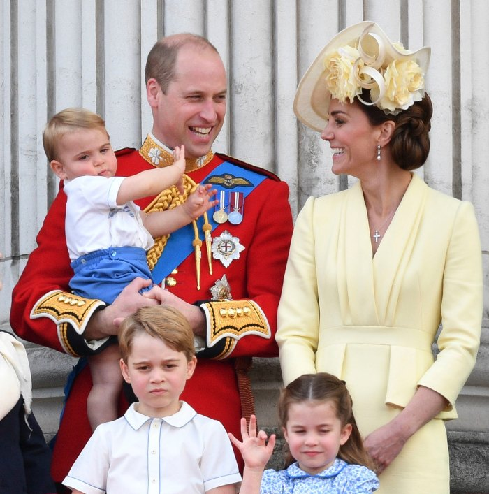 Duchess Kate and Prince William Will Celebrate Halloween With George, Charlotte and Louis