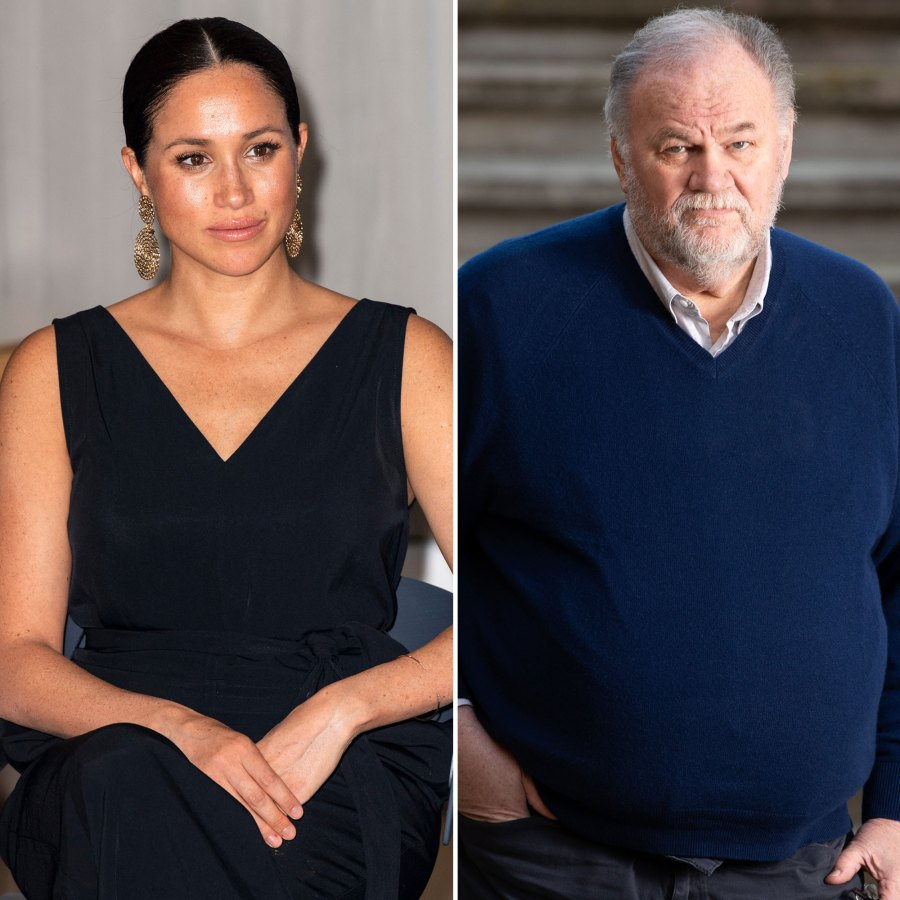 Duchess Meghan Felt 'Anguish' While Writing Letter to Father Thomas Markle, Court Documents Claim
