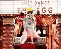 Egg Masked Singer Season 2 Two Costume Dress Up Singing Onstage
