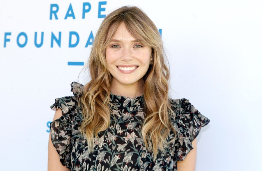 Elizabeth Olsen attends the Rape Foundation Annual Brunch