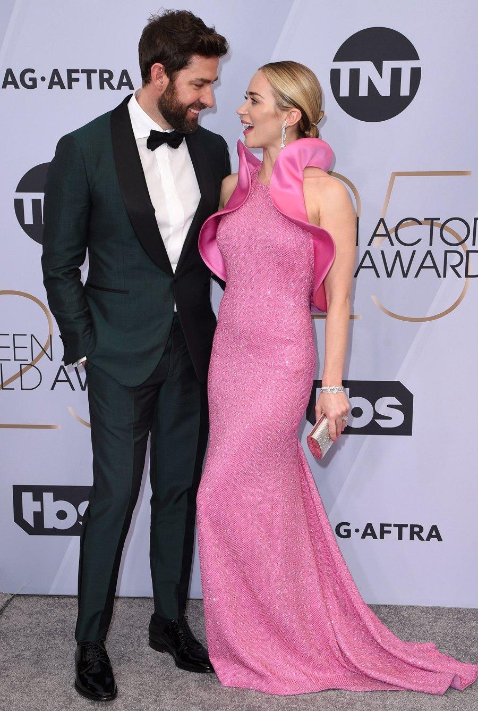 Emily Blunt and John Krasinski Relationship Timeline