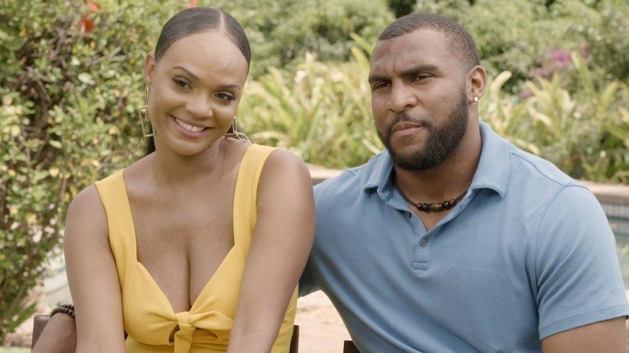 Esonica and Gavin Temptation Island Couple