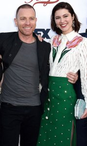 Ewan McGregor Happier With Mary Elizabeth Winstead After Eve Mavrakis Divorce