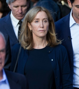 Felicity Huffman Completes 14-Day Prison Sentence for College Scandal