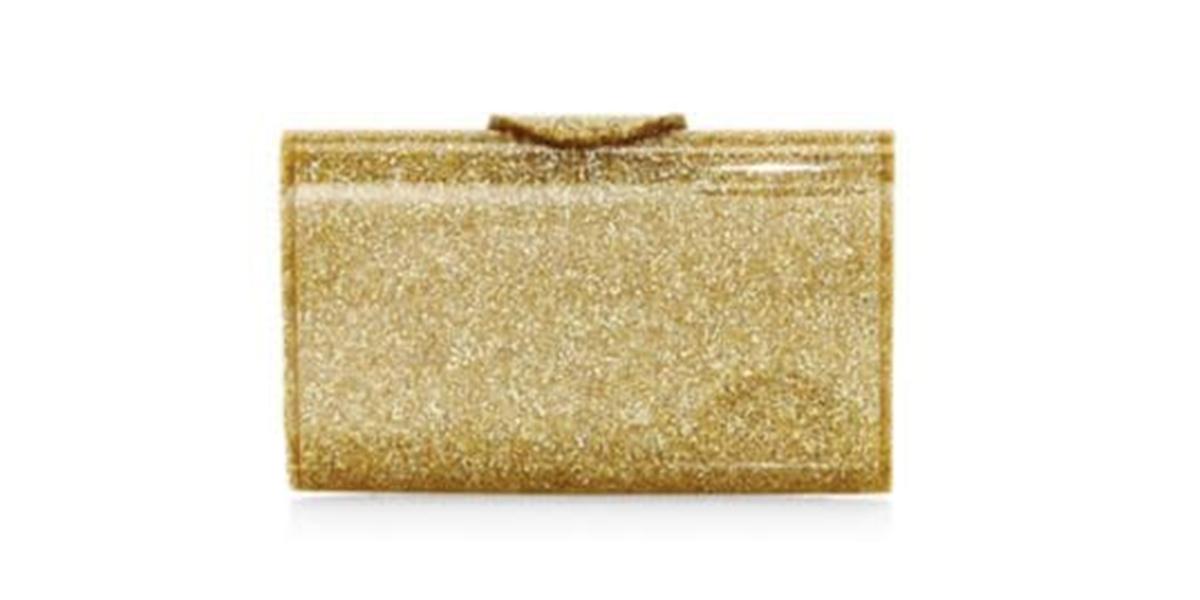 Glitter-Clutch