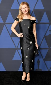 2019 Governor's Awards Best Dressed - Renee Zellweger