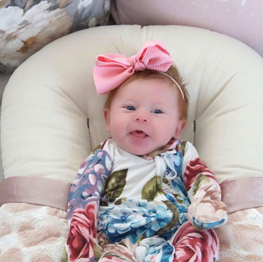 Gretchen Rossi Reveals Daughter Skylar Is Already Talking Instagram