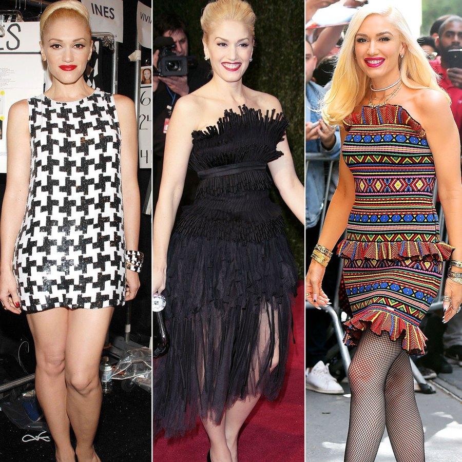 Gwen Stefani Best Fashion Beauty Moments