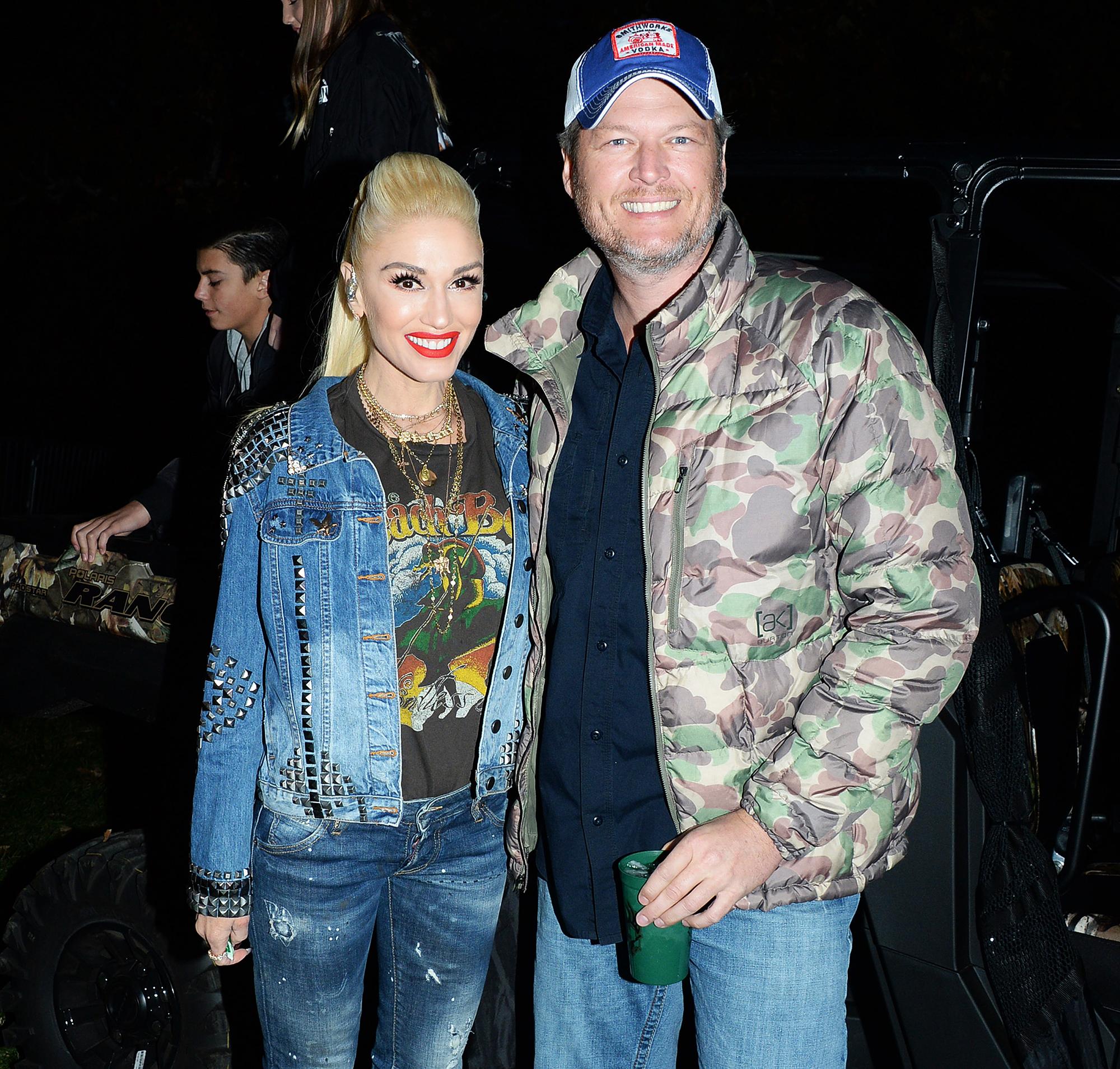 Gwen Stefani Blake Shelton Bought A House Together