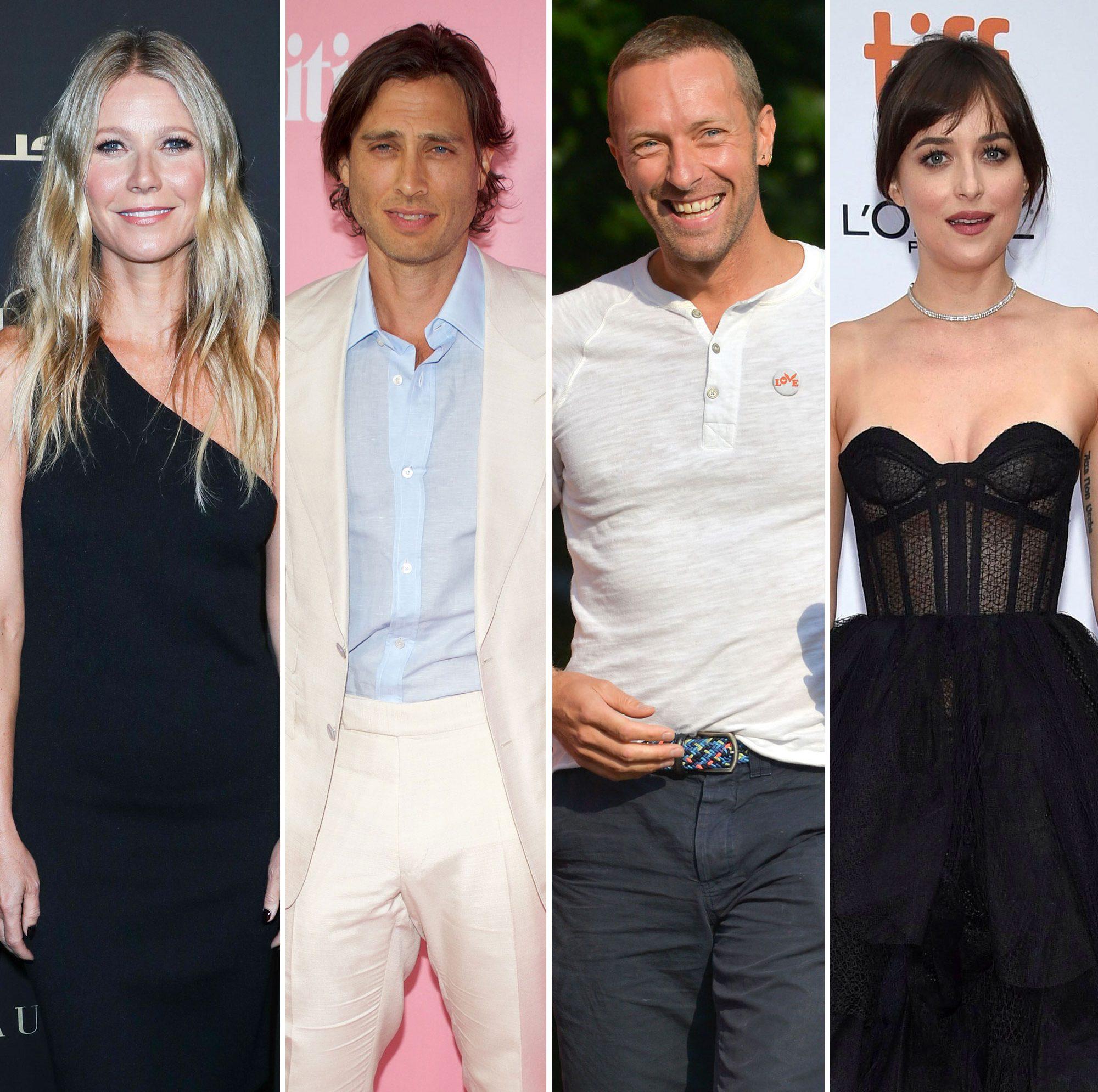Gwyneth Paltrow Loves Chris Martin S Girlfriend Dakota Johnson