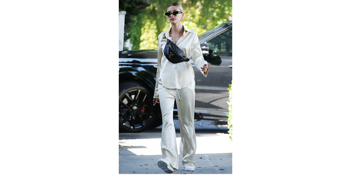 Hailey Bieber out and about, Los Angeles, USA - 06 Oct 2019