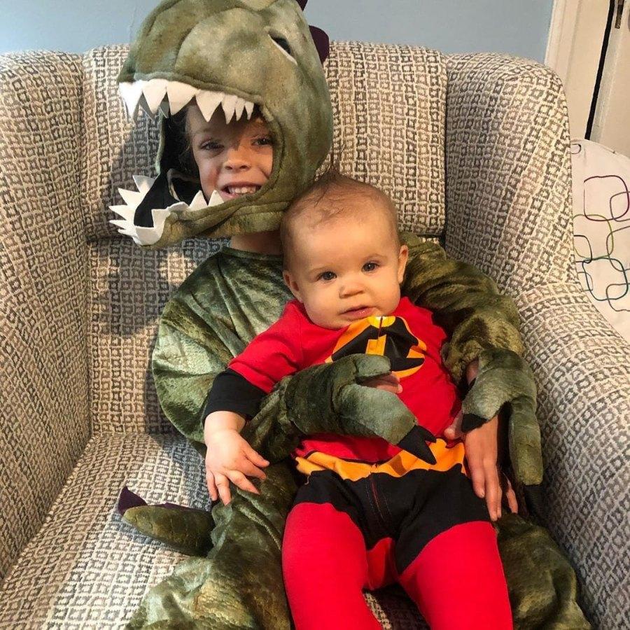 Halloween Costumes Novalee and Vaeda Baltierra