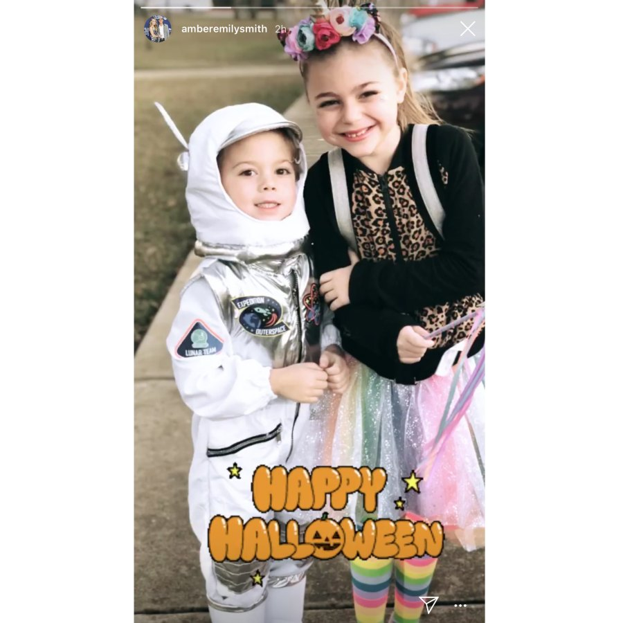 Halloween Costumes London and Lincoln Smith