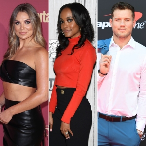 Hannah Brown Is All for Rachel Lindsay Speaking Her Mind After Colton Diss