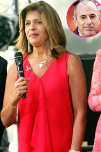 Hoda Kotb Not Speaking Matt Lauer Since News Rape Allegations Broke