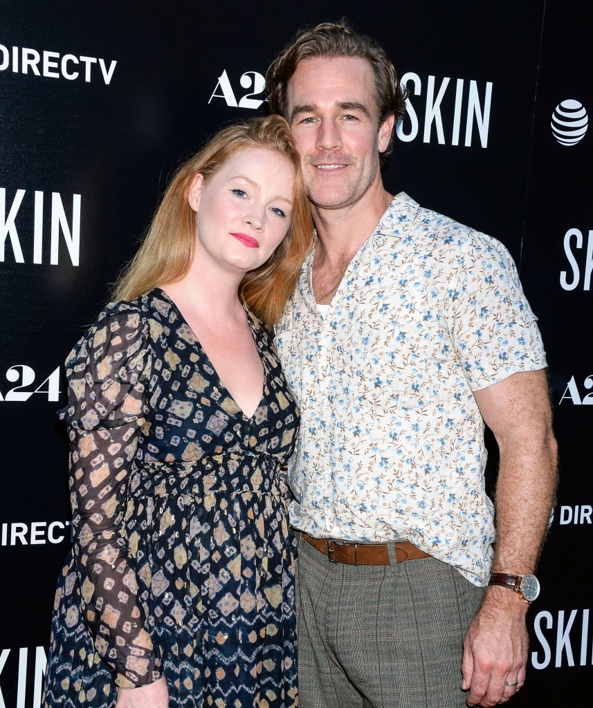 How James and Kimberly Van Der Beek Handle 'Parenting Mistakes' With 5 Kids at Home