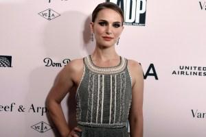 Natalie Portman Talks Kids in Acting
