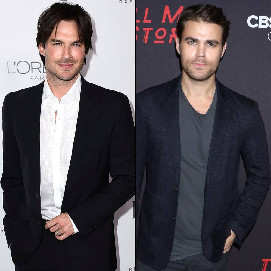 Ian Somerhalder and Paul Wesley Launched Liquor Lines Together