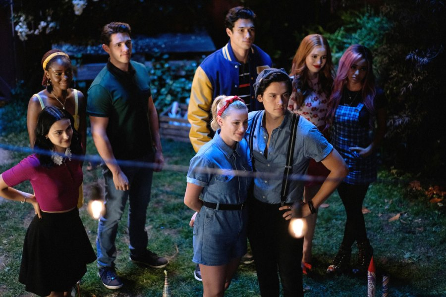 In Memoriam Camila Mendes, Ashleigh Murray, Casey Cott, Charles Melton, Lili Reinhart, Cole Sprouse, Madelaine Petsch and Vanessa Morgan Riverdale Recap