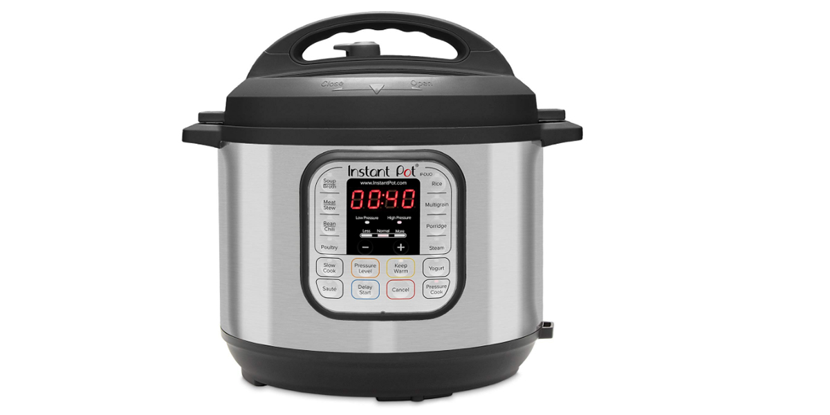 Master the Art of Cooking With These 5 Instant Pots All Majorly Marked Down on Amazon
