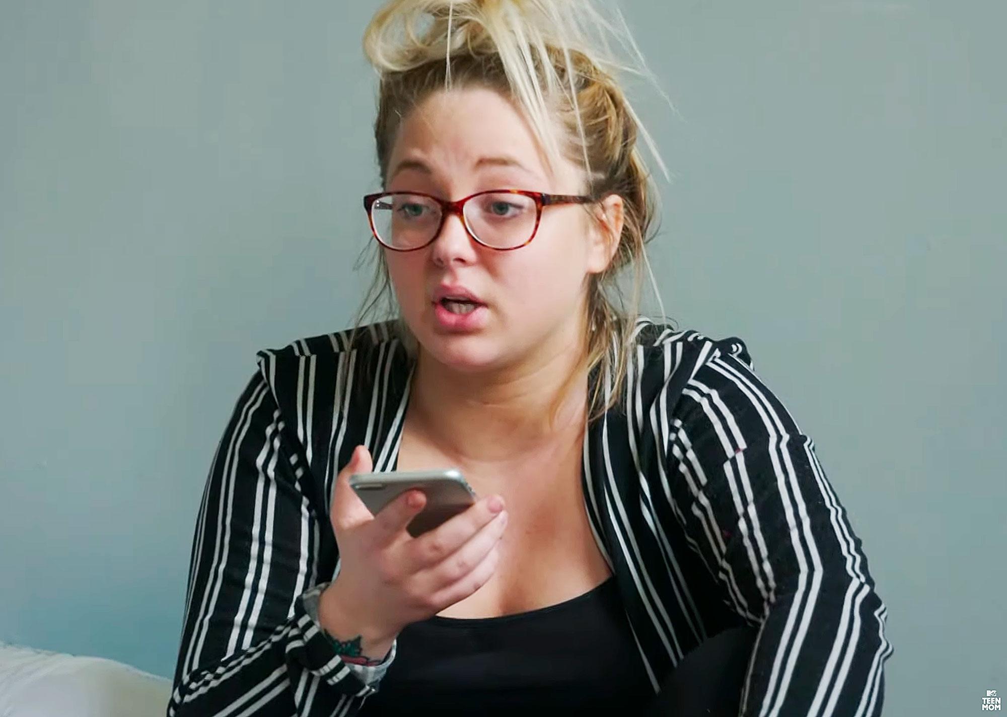 Jade Cline Calls the Cops on Boyfriend Sean Austin
