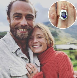 James Middleton Engagement Ring Resembles Duchess Kate's
