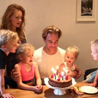 James Van Der Beek's Sweetest Moments With His Family